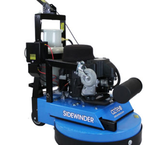 sidewinder by aztec, stripping and waxing machines