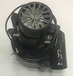 Replacement part for the Aztec ProScrub aurtoscruber - vacuum motor