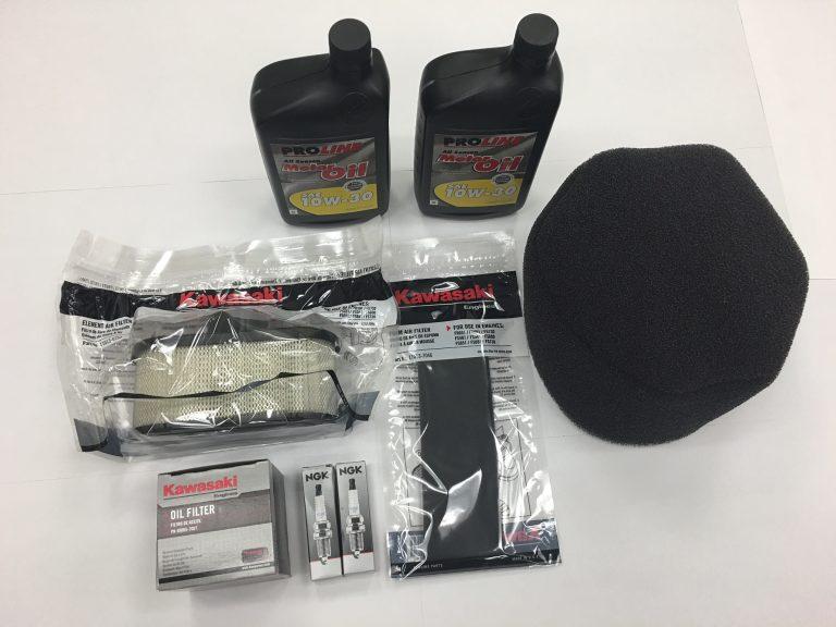 Complete the Kawasaki FS481v PM Kit
