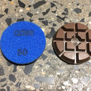 "Diamond 3"" Resin Bond 50 grit"