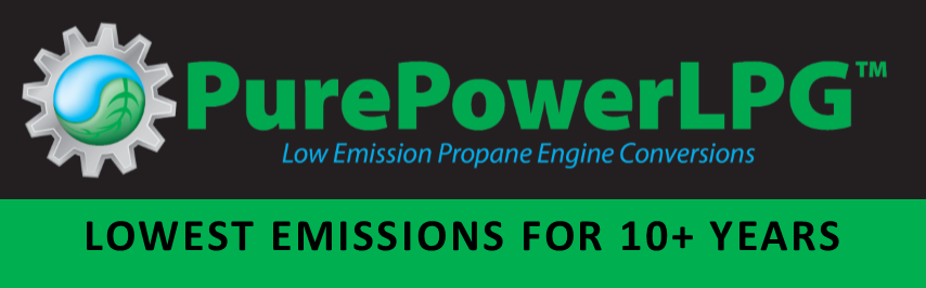 PurePowerLPG by Aztec has LOWEST EMISSIONS for over 10 years