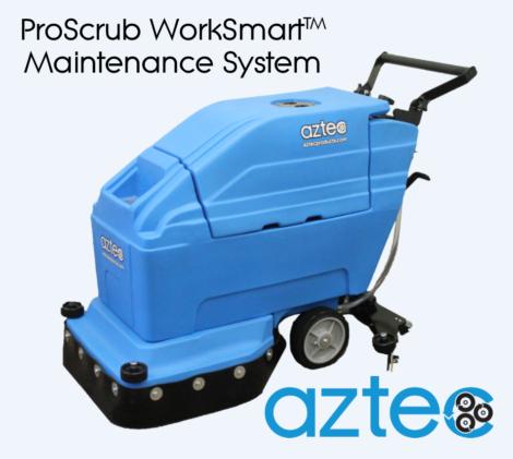 "Aztec ProScrub autoscrubber 20"""