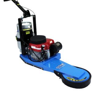 propane floor machine