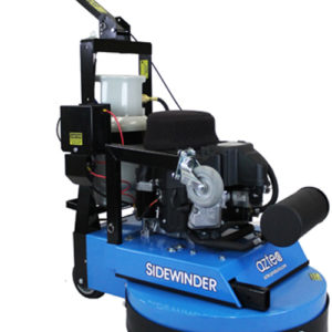 Aztec Sidewinder High Speed Propane Floor Stripping Machine