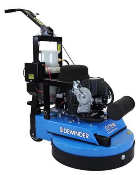 Aztec Sidewinder High Speed Propane Floor Stripping Machine