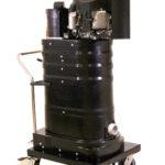 Aztec UltraVac Propane Powered Dust Vacuum for Concrete and Terrazzo Floors