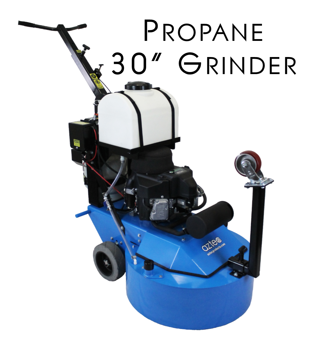 Ultragrind Propane Grinder For Concrete And Terrazzo Floors