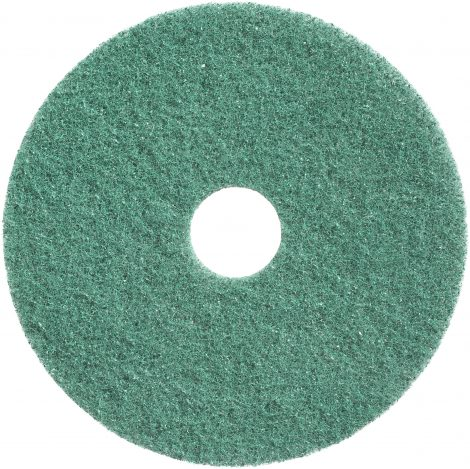 Green Twister Pad 3000 grit for Floor Cleaning, Polishing & Daily Maintenance