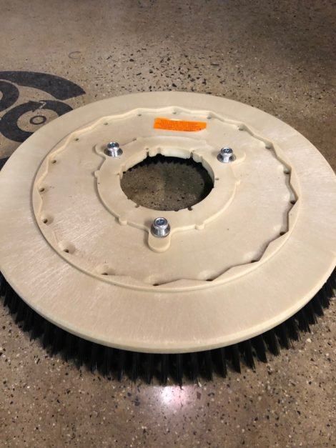 Aztec Approved PROSCRUB BRUSH autoscrubber