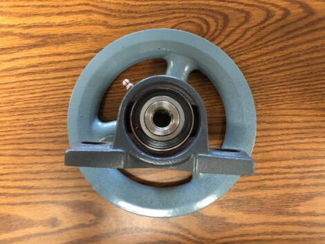 INPUT BOOM PULLEY for Aztec Sidewinder 24